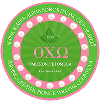 Alpha Kappa Alpha Sorority, Inc. – Omicron Chi Omega Chapter Logo